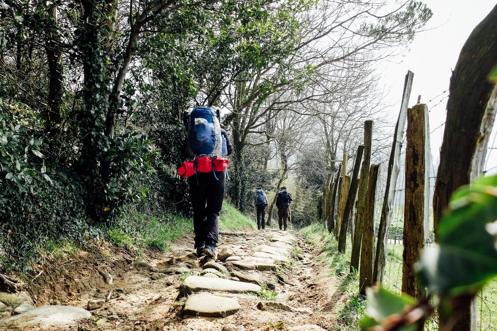 Jakobsweg - Camino del Norte (31)
