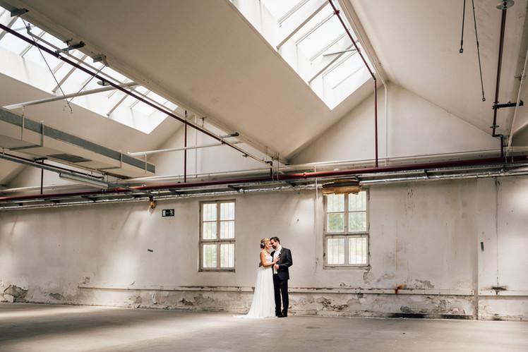 Als Hochzeitsfotograf in Reutlingen und Bad Urach unterwegs