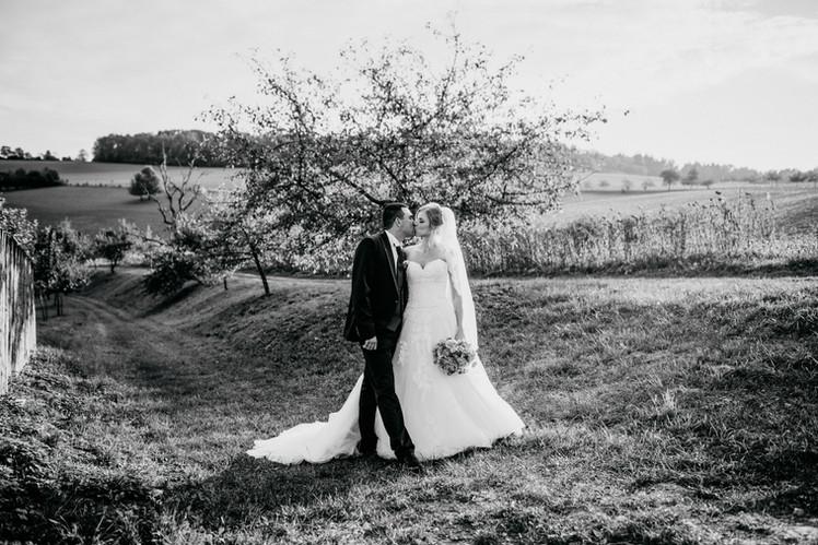 Als Hochzeitsfotograf auf der Maisenburg in Hayingen