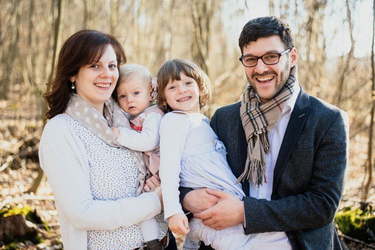 Als Familienfotograf in Tübingen