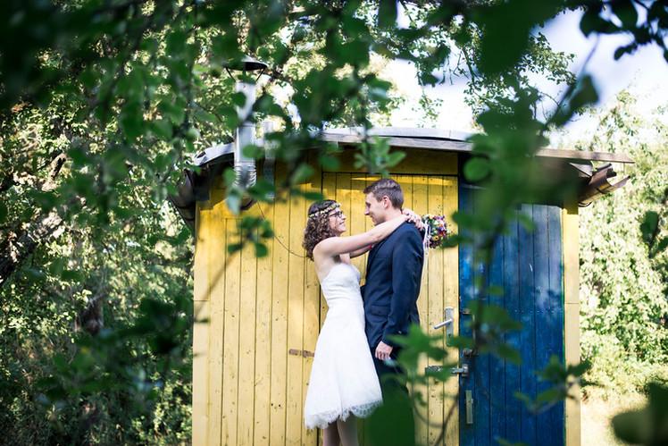Hochzeitsfotos in Tübingen