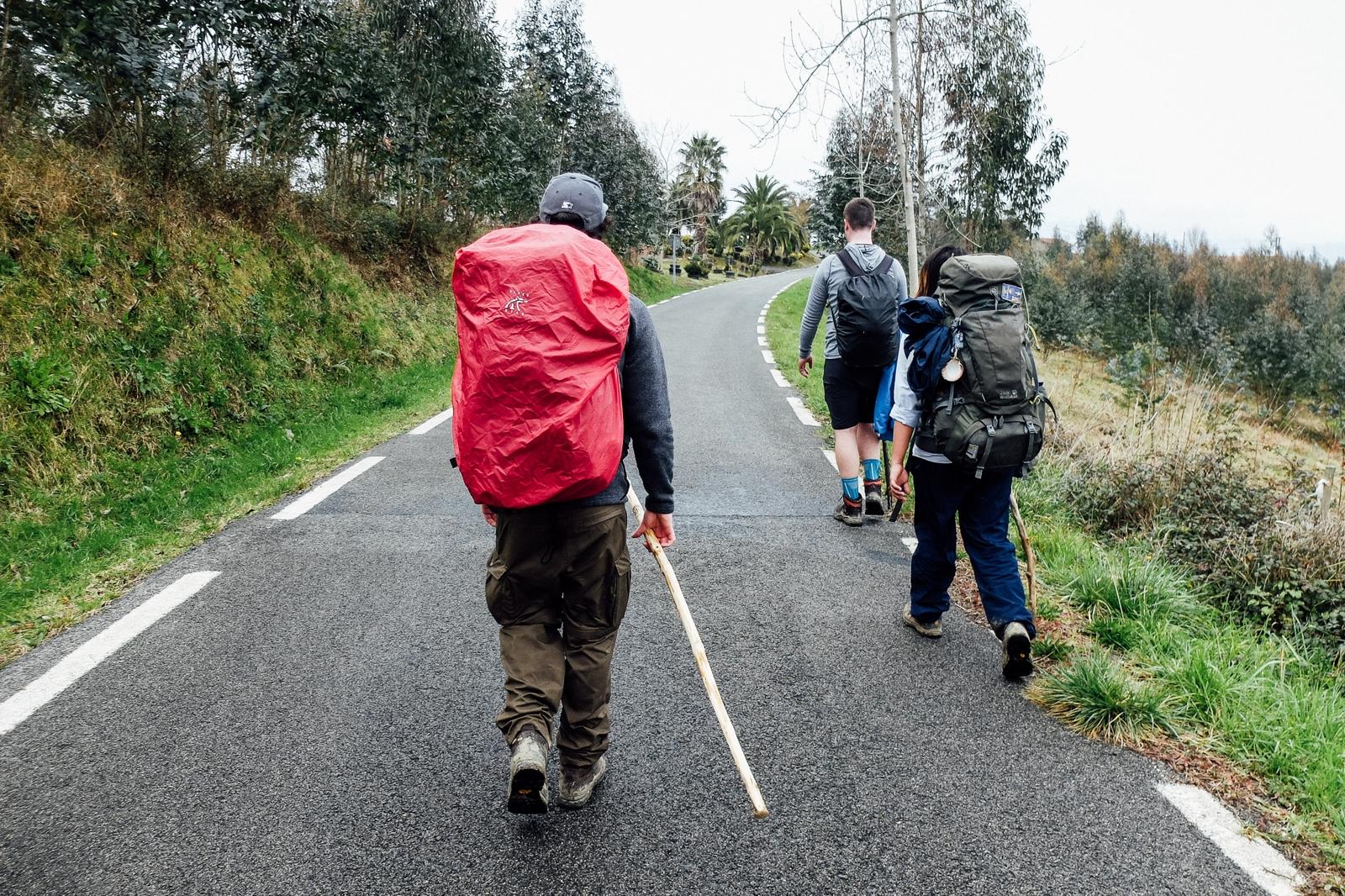 Jakobsweg - Camino del Norte (124)