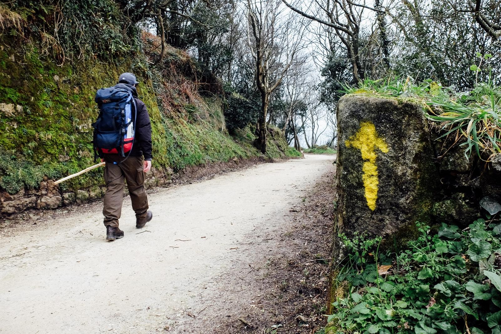 Jakobsweg - Camino del Norte (18)