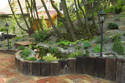 Tahitótfalui magánkert