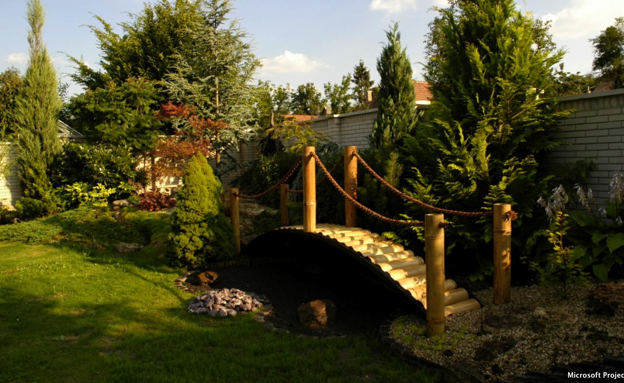 2. kerületi magánkert