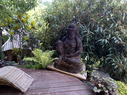 Szentendrei magánkert