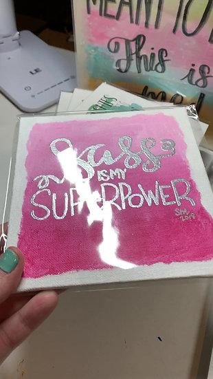 Sass is my Superpower