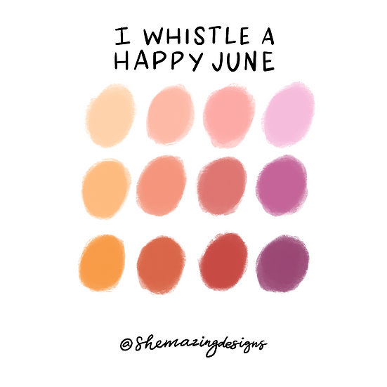 I Whistle a Happy June