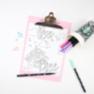 Be Free Coloring Sheet Mockup.jpg