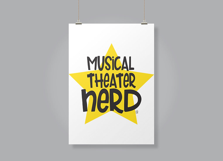 Musical Theater Nerd
