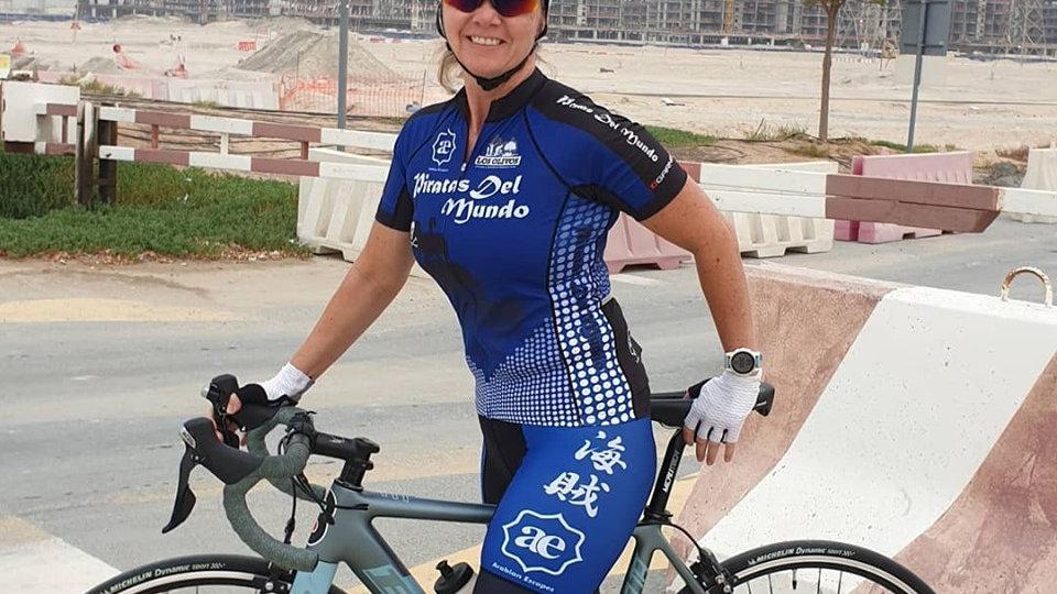 Women's Cycling Jersey - Piratas del Mundo