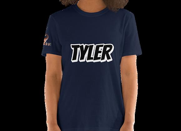 Tyler Lake Short-Sleeve Unisex T-Shirt