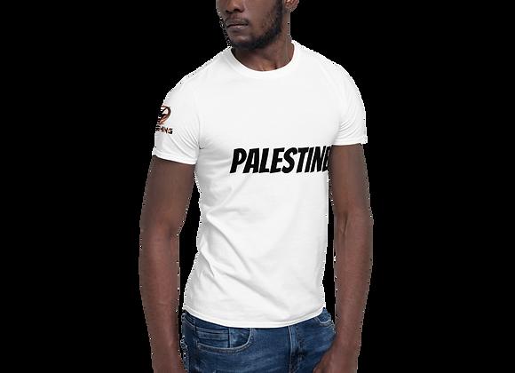 Palestine Lake Short-Sleeve Unisex T-Shirt