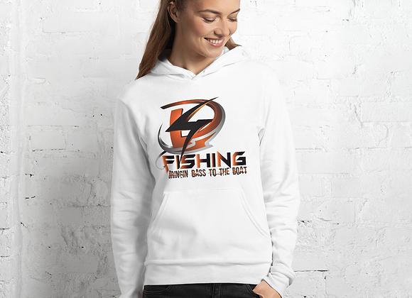 4D Fishing Branded Unisex Hoodie