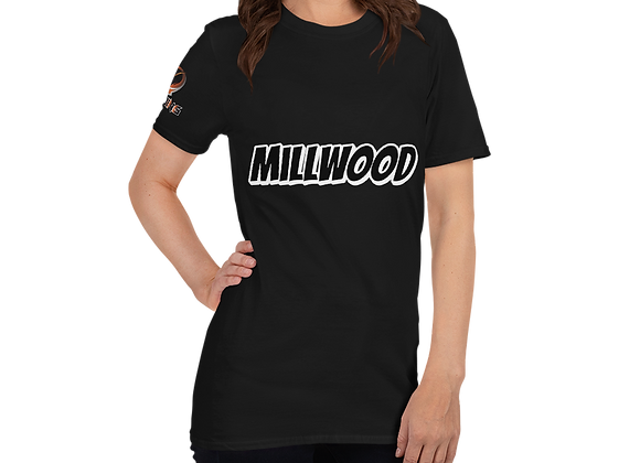 Millwood Lake Short-Sleeve Unisex T-Shirt