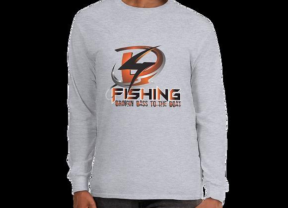 4D Fishing Long Sleeve Shirt