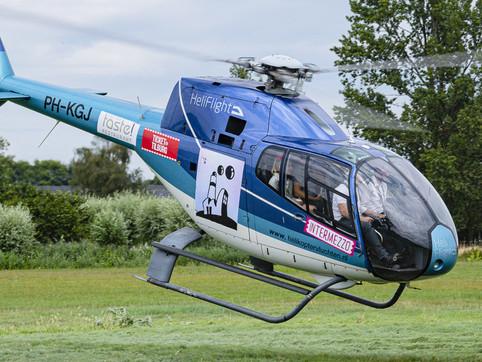 Helicopter Tilburgse Kermis