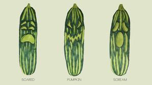 Haunted Cucumbers