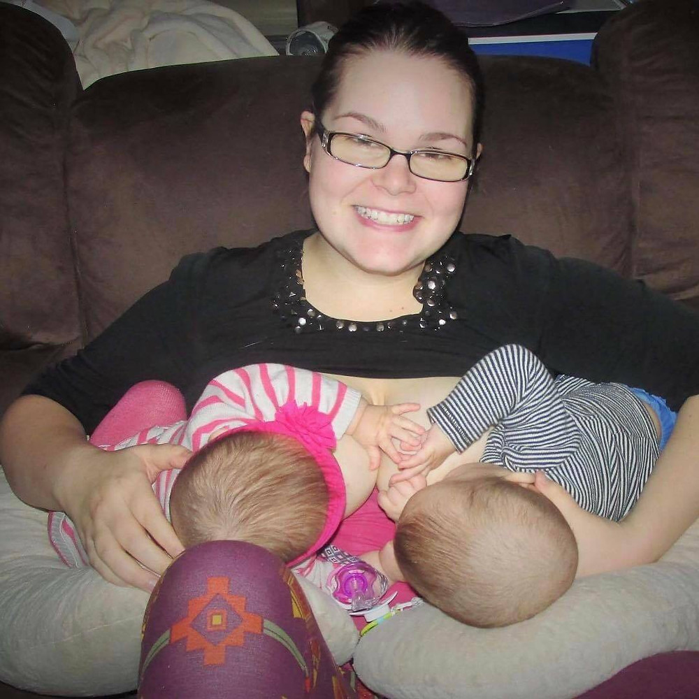 Celebrating 6 months of breastfeeding!