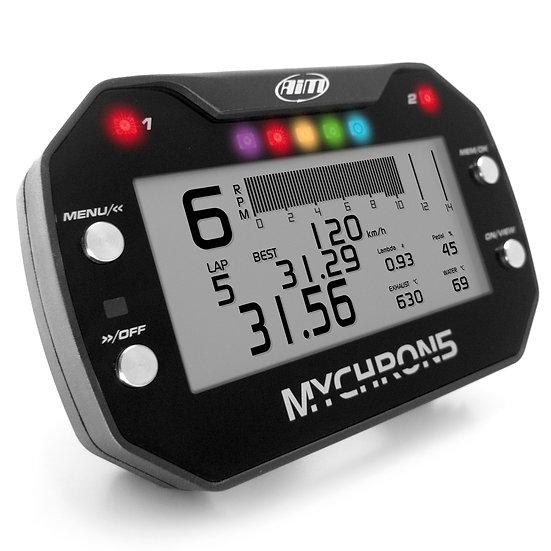 AiM MyChron5 2T GPS Dash Logger
