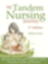 My Tandem Nursing Journey Kindle Cover.j
