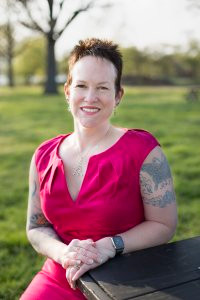 Breastfeeding in Combat Boots founder Robyn Roche-Paull