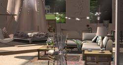 Rae Canopy Suite