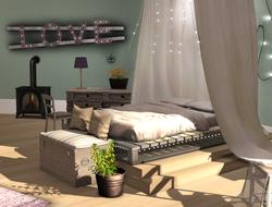 Rae Bedroom