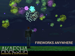 fireworks anywhere