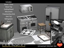 Kitchen Universal
