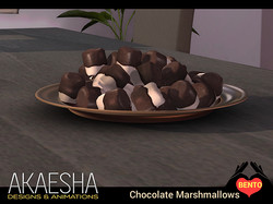 Chocolate Marshmallows Giver