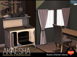Rustic Kitchen