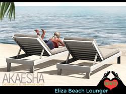 Eliza with Cushion