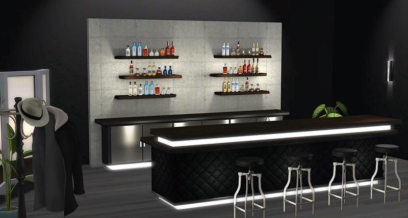Modern Bar