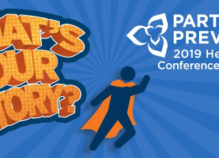 What's Your Story – The theme of Partners in Prevention conference