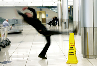New Pig Reports We Are Underestimating Slip And Fall Risks