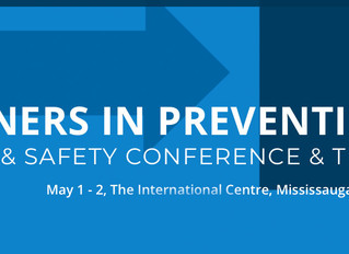 Partners In Prevention Returns in May