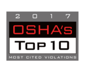 A New Entry to OSHA Top 10 Most Cited Violations