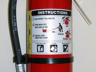 The Basics of Fire Extinguishers