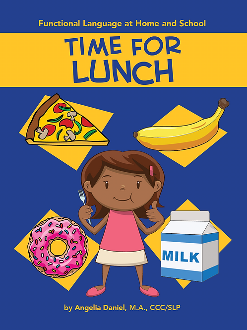 Time for Lunch(digital version)