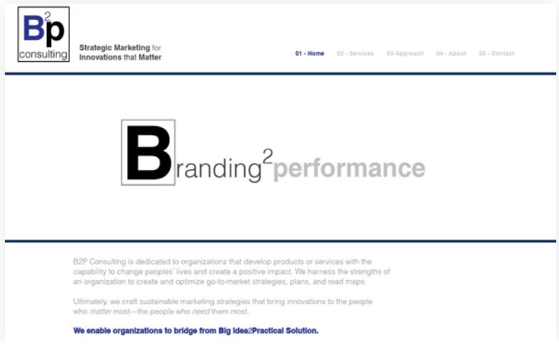 B2P Consulting