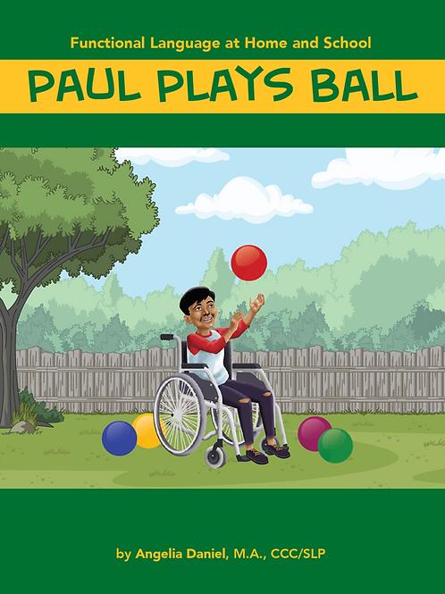 Paul Plays Ball