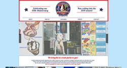 Frosty Ice Cream Website