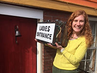 Carla Orr, Owner of The Ladies Entrance