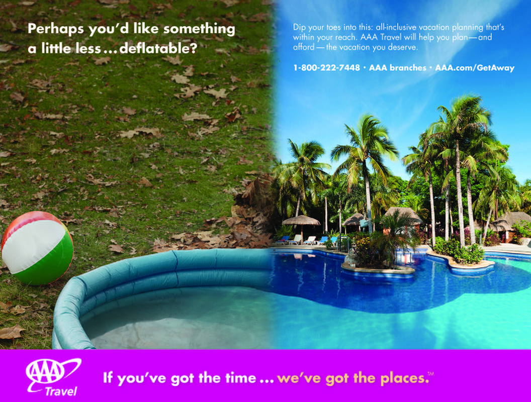 Travel Ad Series