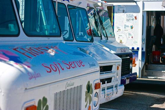 Frosty Ice Cream Truck Fleet