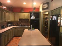 Kitchen Reno Before