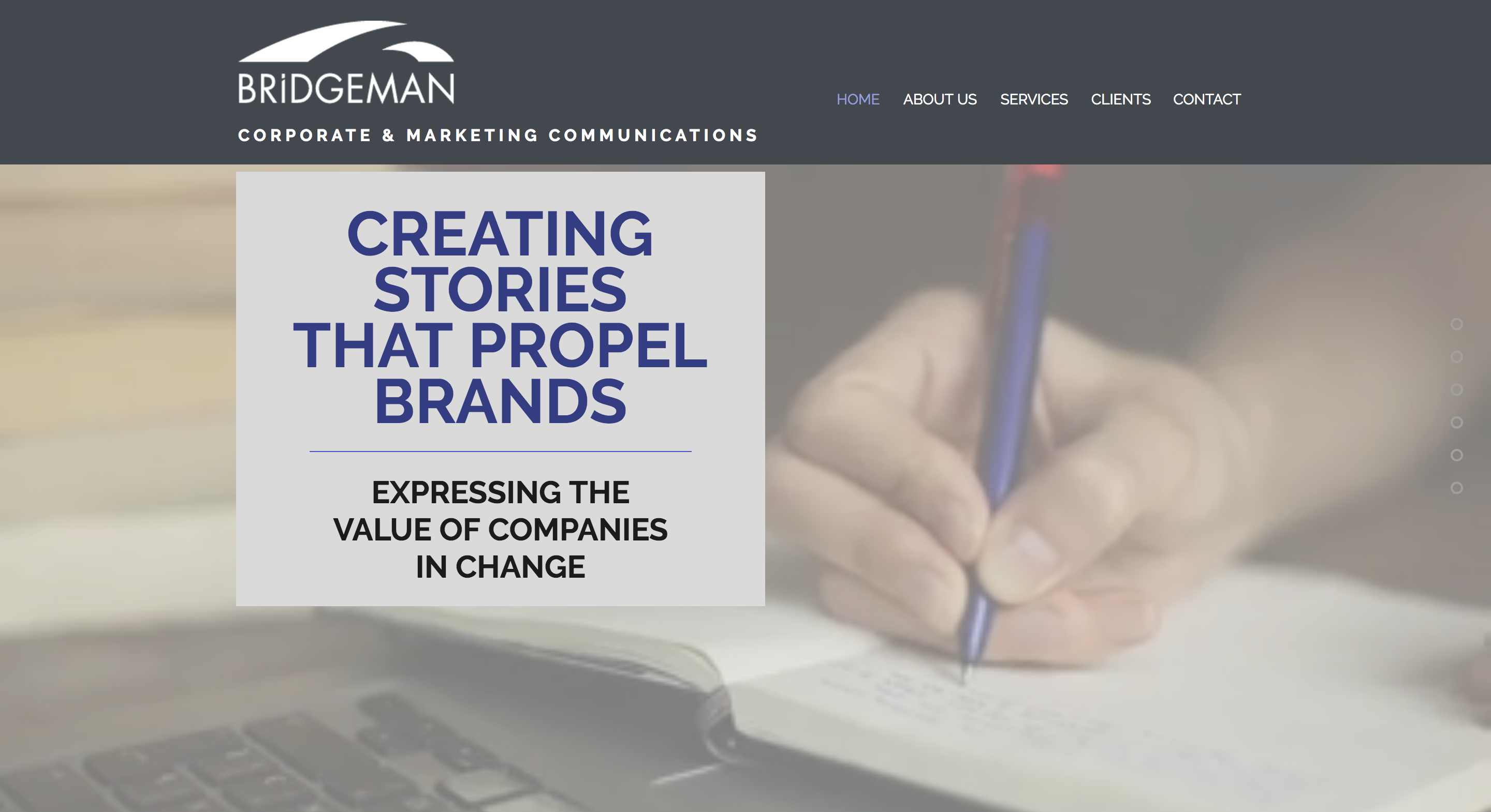 Bridgeman Communications