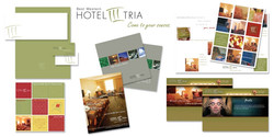 Re-branding for Boutique Hotel