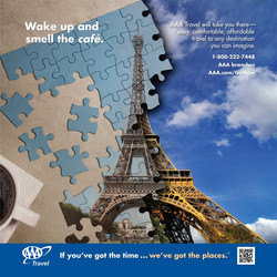 Travel Ad Series